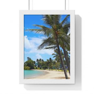 This Airlie Beach Framed Poster is available to buy from the Beach Scenes online store!