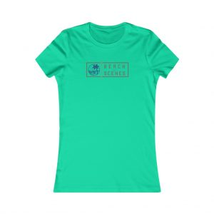 This Beach Scenes Womens Favorite Tee is available to buy from Beach Scenes online store.