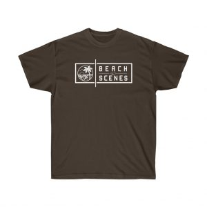 This Ultra Cotton Mens Beach Scenes Tee is available to buy from Beach Scenes online store.