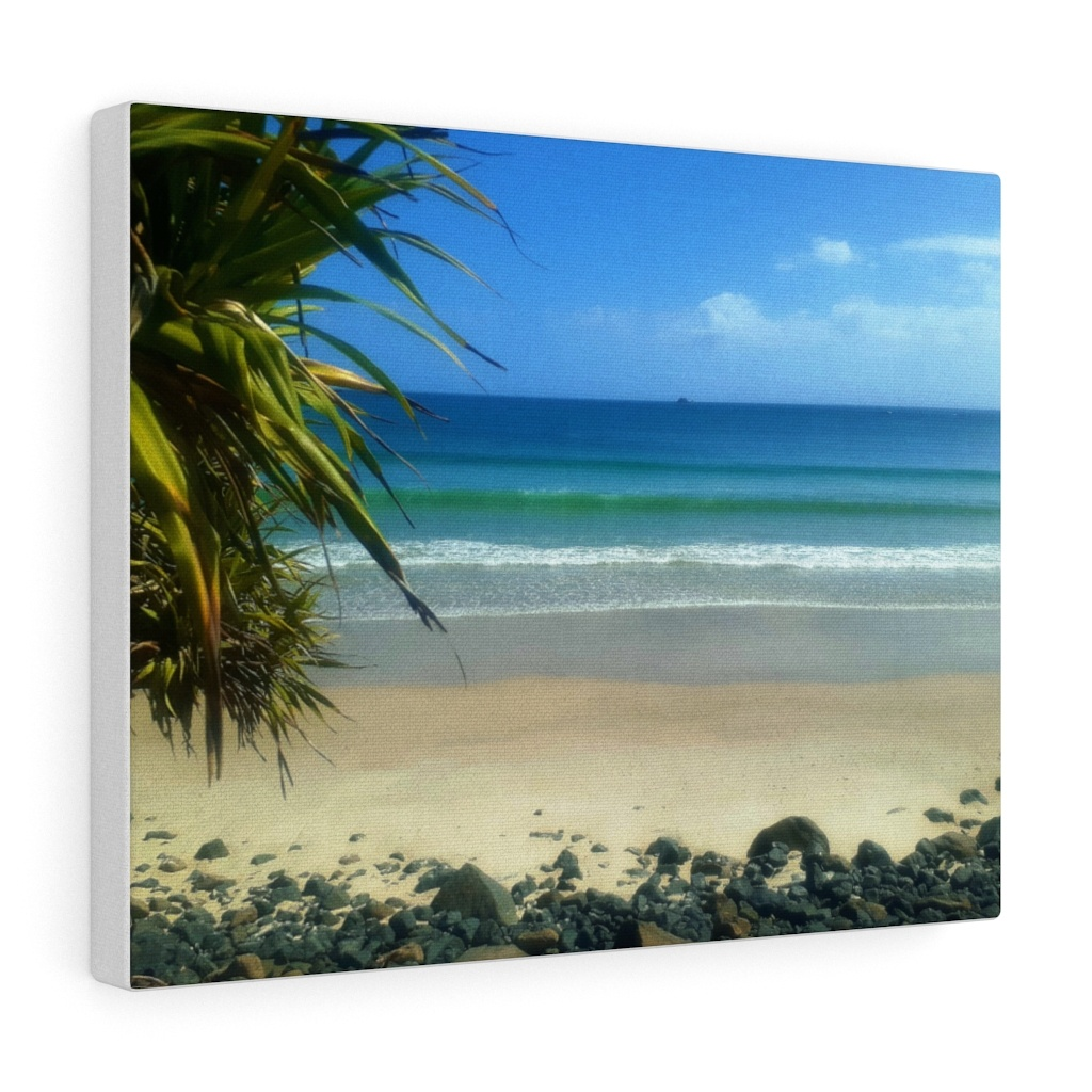 This Byron Bay View Canvas is one of many cool beach wall art pieces we have available for you to buy for your home decor.