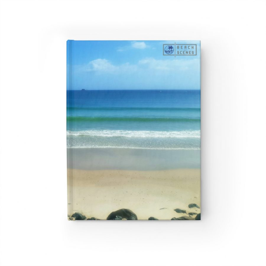 This Byron Bay View Journal is available to buy from Beach Scenes online store.