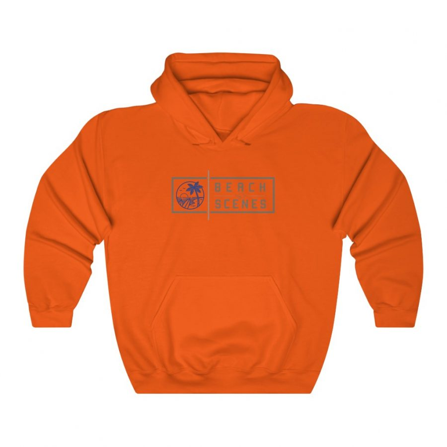 This Heavy Blend Womens Hoodie is available to buy from Beach Scenes online store.