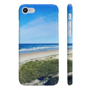 This Phone Case Ocean View at Kawana Beach is available to buy from Beach Scenes online store.
