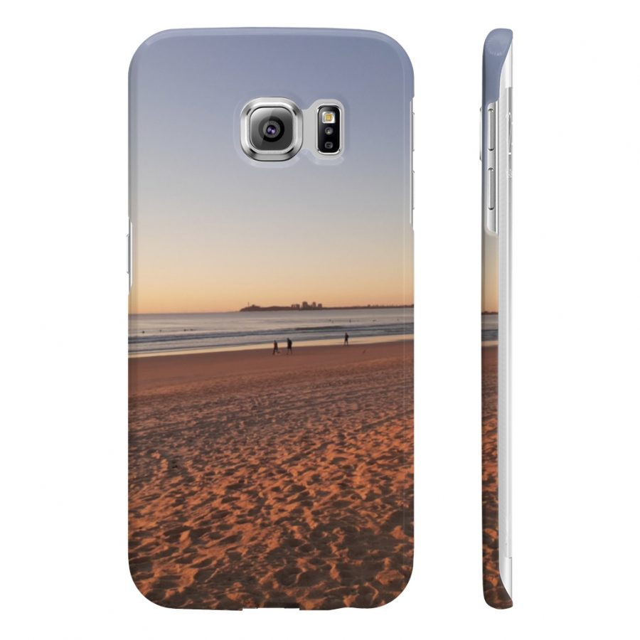 This Phone Case Morning Colours at Maroochydore is available to buy from Beach Scenes online store.