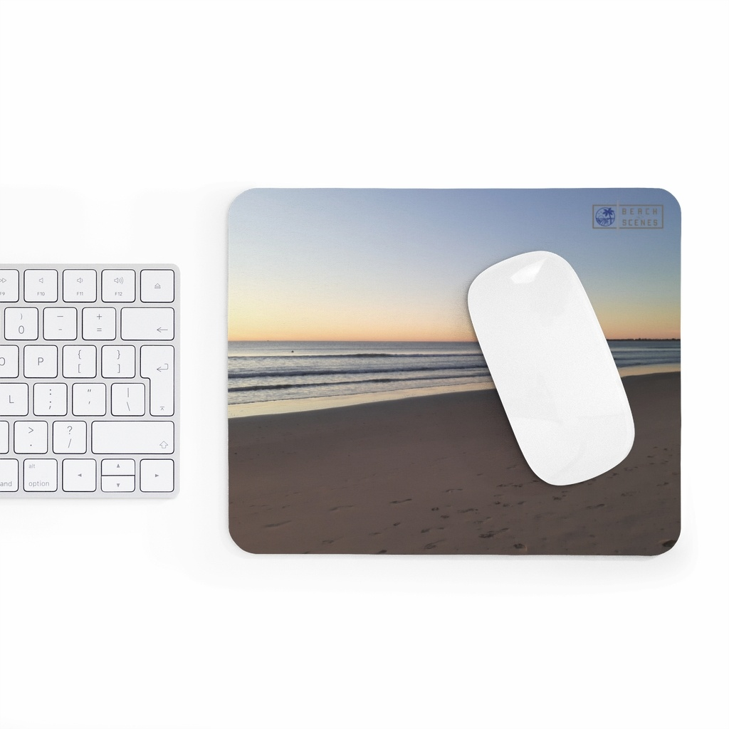 This Alex Headlands Beach Sunrise Mousepad is available to buy from the Beach Scenes online store!