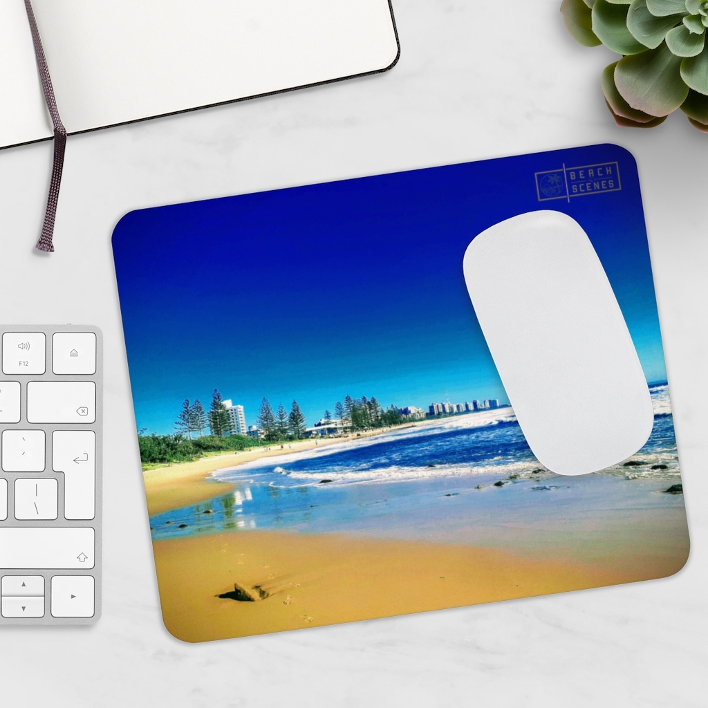 This Alexandra Headlands Beach Mousepad is available to buy from the Beach Scenes online store!