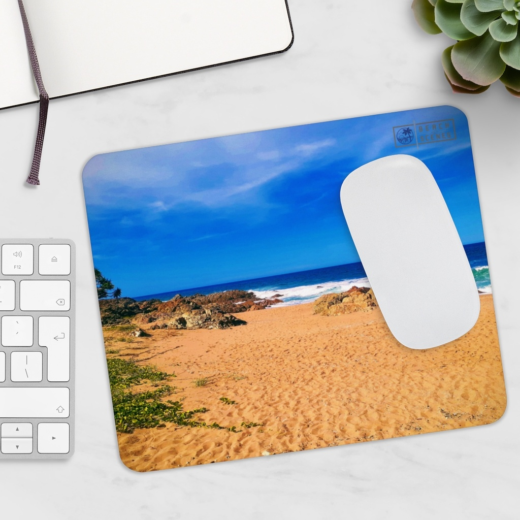 This Chinamans Beach Mousepad is available to buy from the Beach Scenes online store!