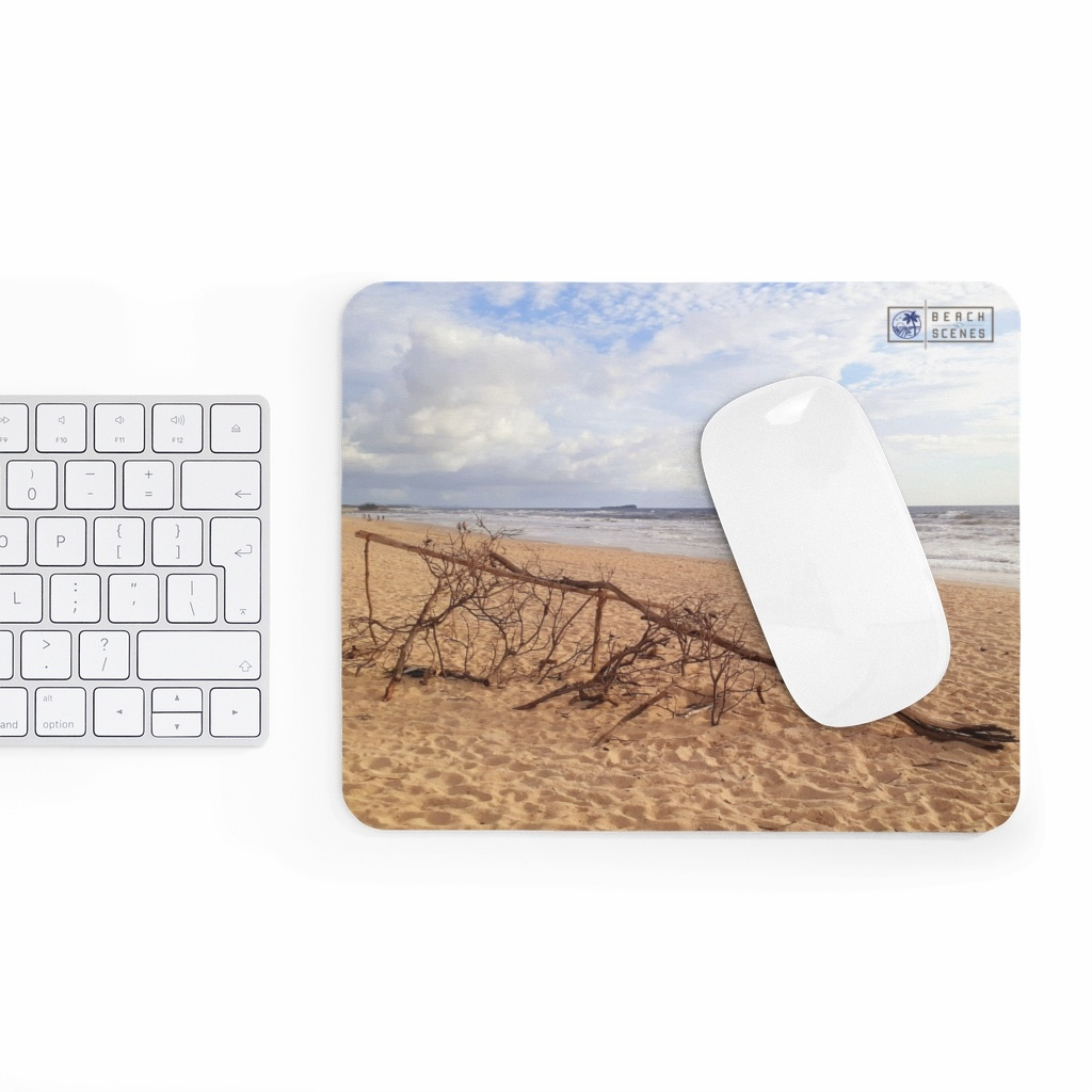 This Driftwood at the Beach Mousepad is available to buy from the Beach Scenes online store!