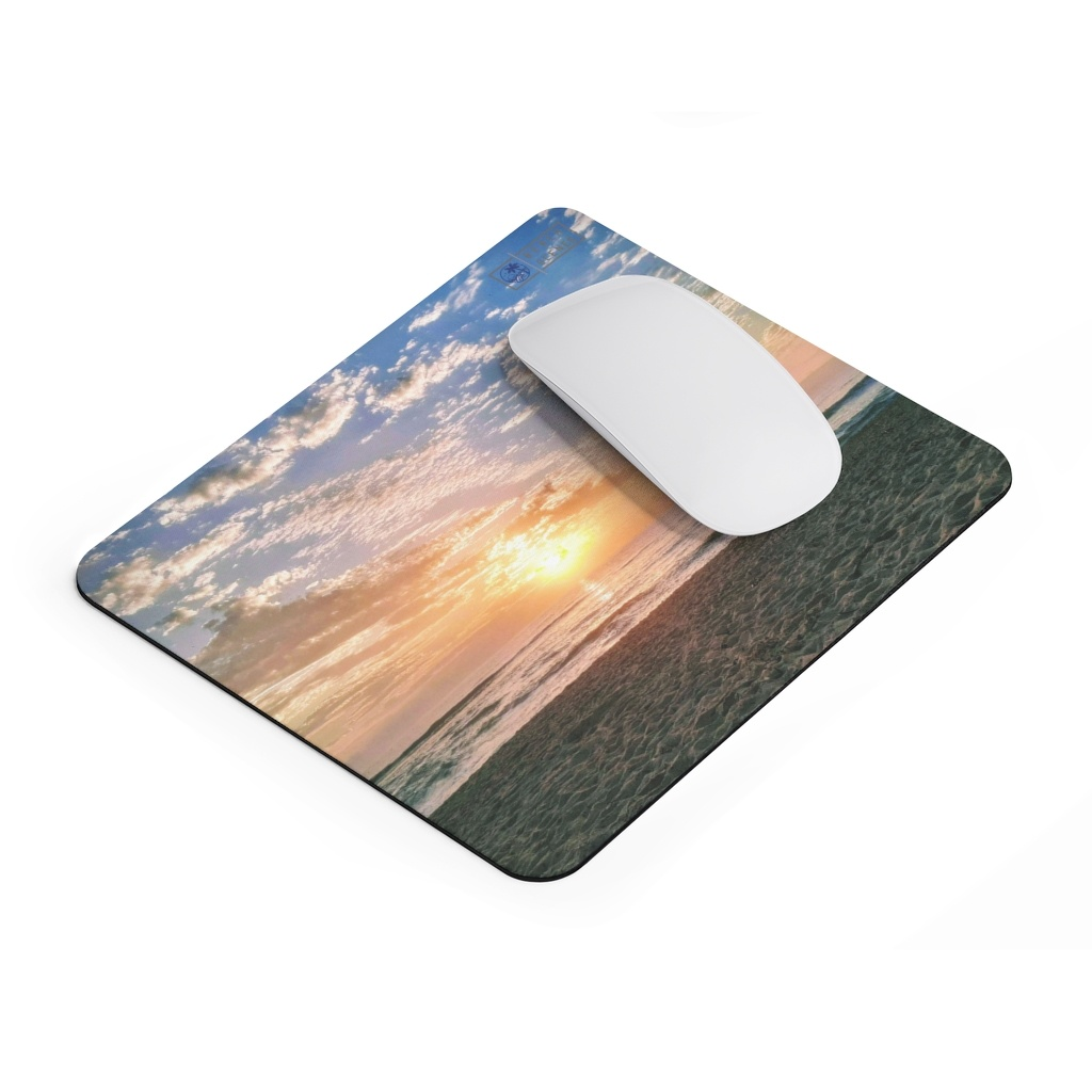 This Maroochydore Beach Sunrise Mousepad is available to buy from the Beach Scenes online store!