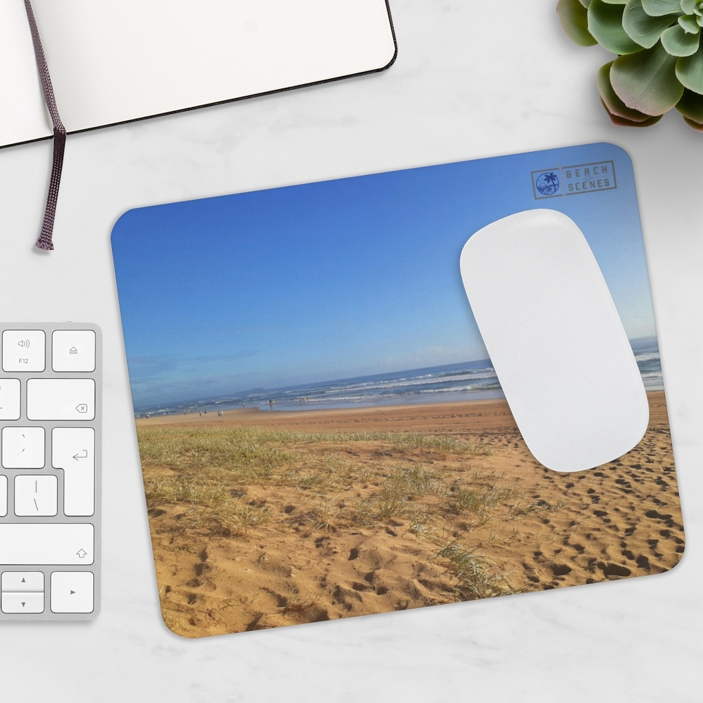 This Minimalist Beach Mousepad is available to buy from the Beach Scenes online store!
