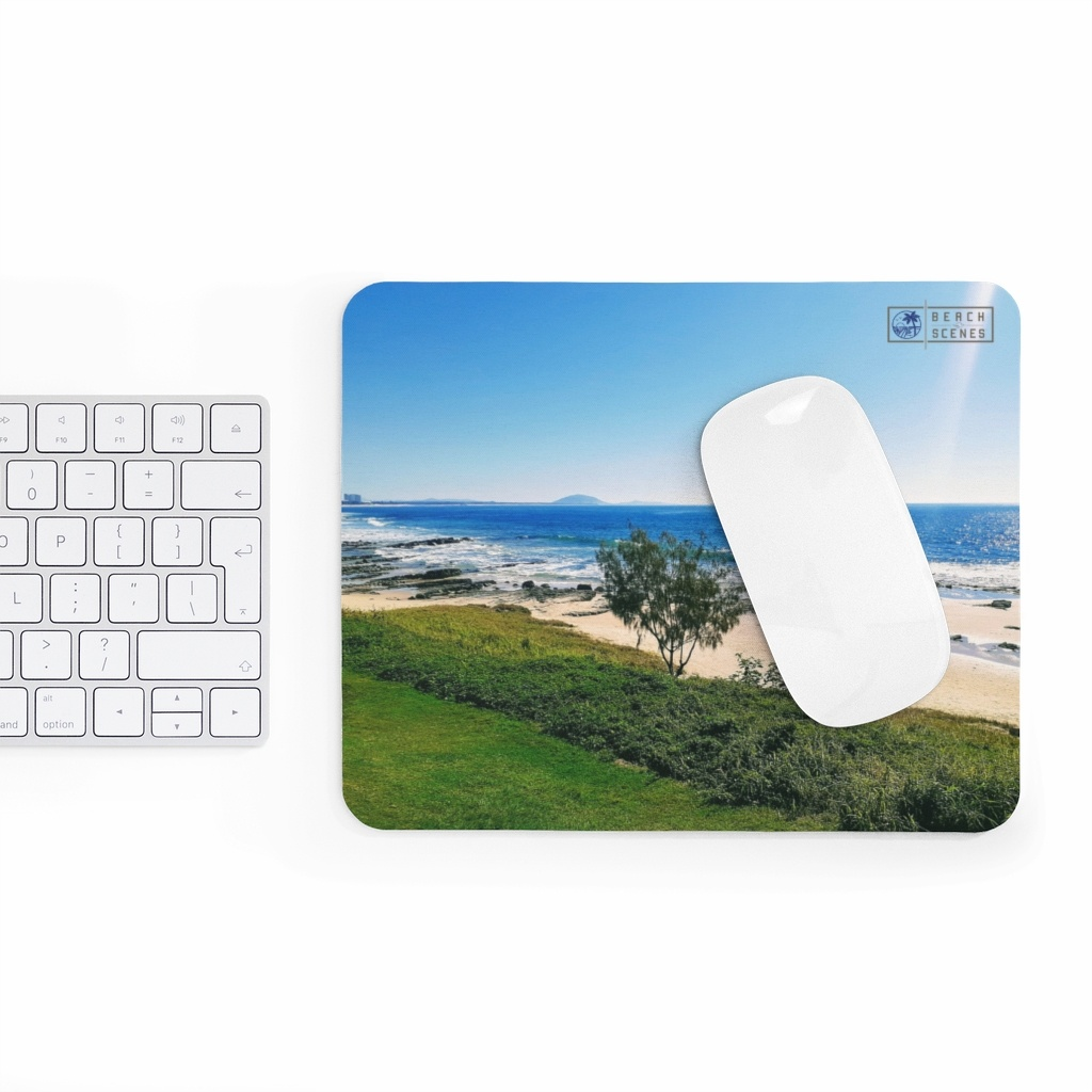 This Mooloolaba Beach View Mousepad is available to buy from the Beach Scenes online store!