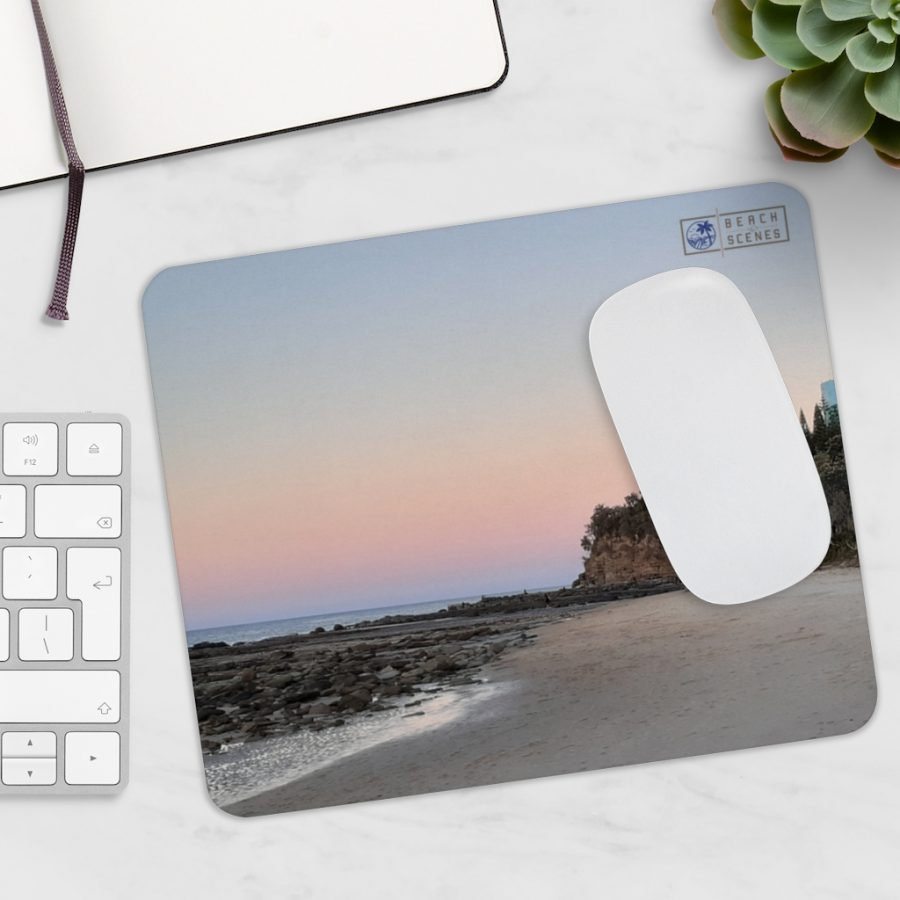 This Point Cartwright Lighthouse Mousepad is available to buy from the Beach Scenes online store