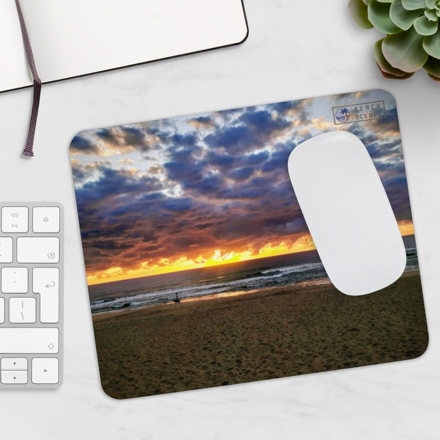 This Storm Clouds at Mudjimba Beach Mousepad is available to buy from the Beach Scenes online store!