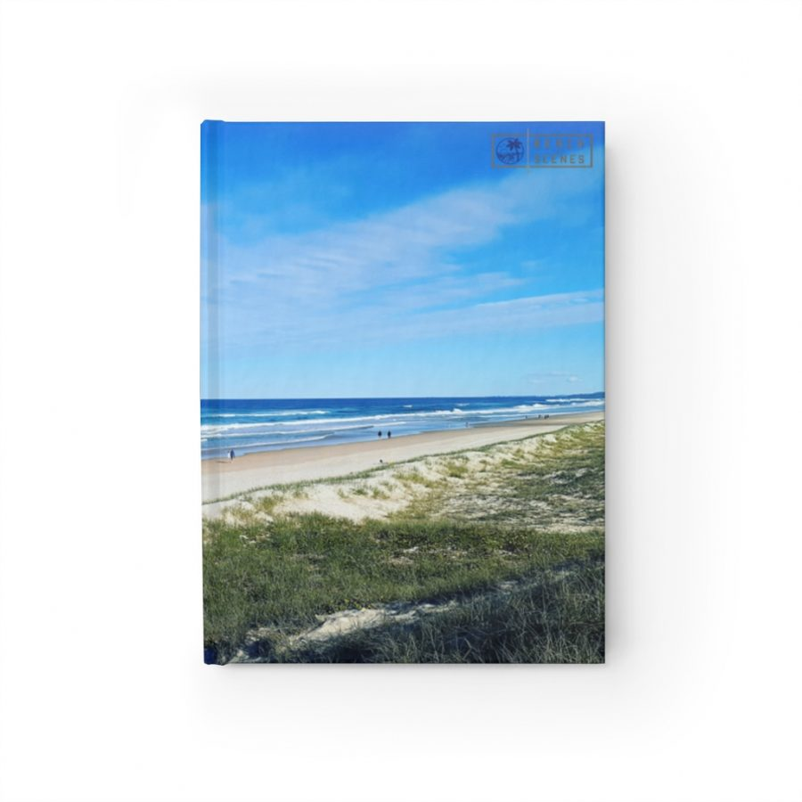 This Ocean View at Kawana Beach Journal is available to buy from Beach Scenes online store.