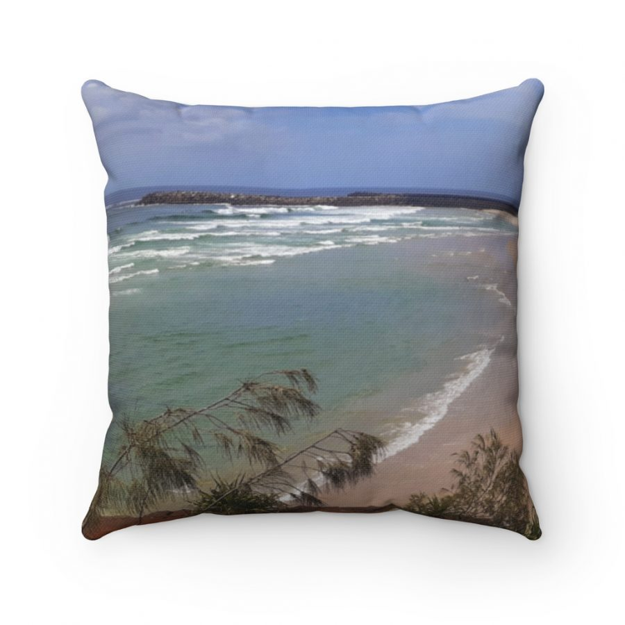 This Ballina Beach Cushion is available to buy from Beach Scenes online store!
