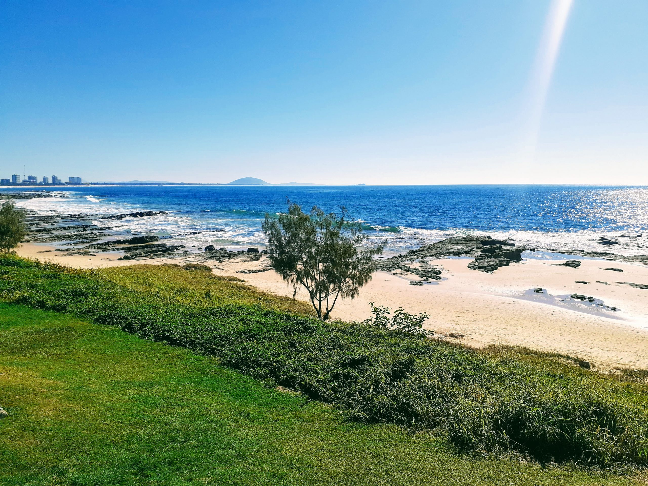 Check out this awesome Mooloolaba Beach View!