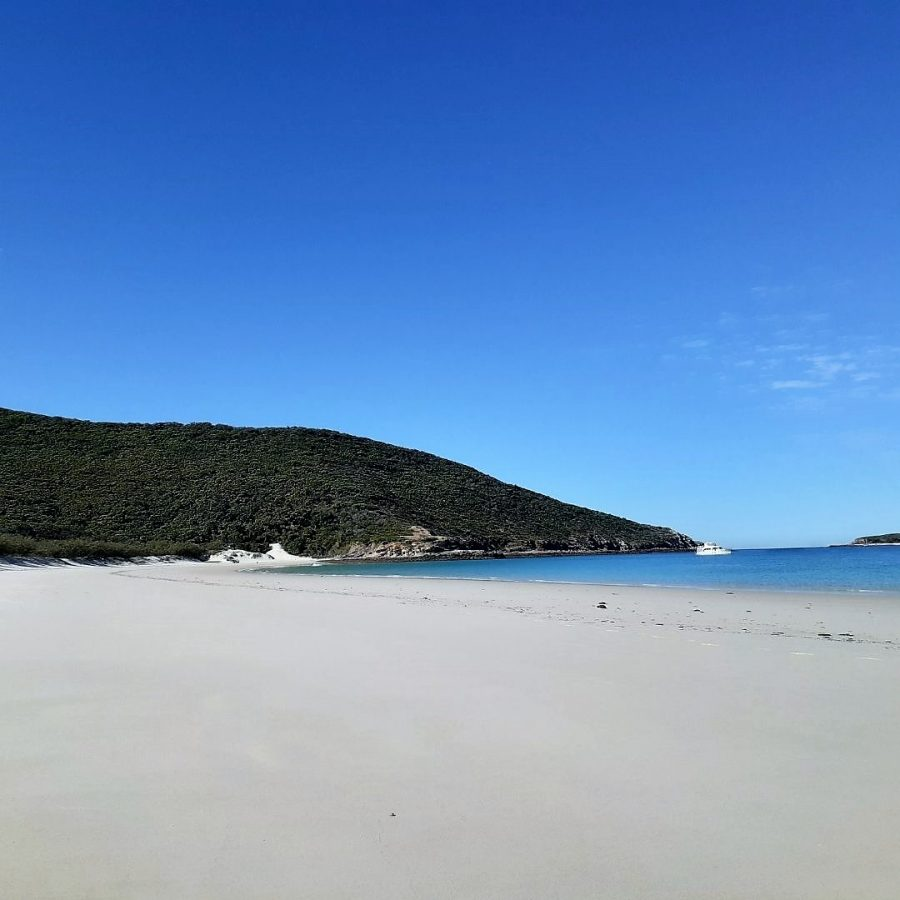 Long Beach is one of 17 excellent beaches at Great Keppel Island