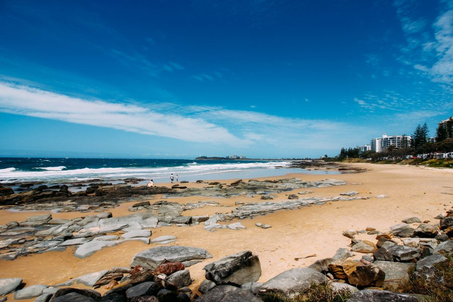 Mooloolaba Beach is one of the most beautiful and family friendly beaches on the Sunshine Coast.