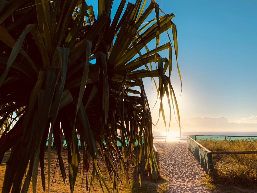 Broadbeach is an awesome beach on the Gold Coast in Queensland.