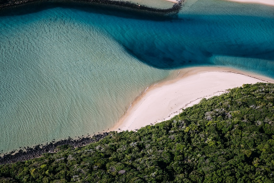 Tallebudgera Creek on the Gold Coast in Queensland