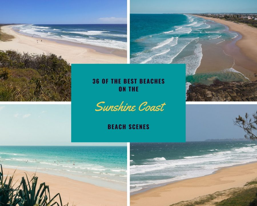 36 Awesome Sunshine Coast Beaches you simply must visit!
