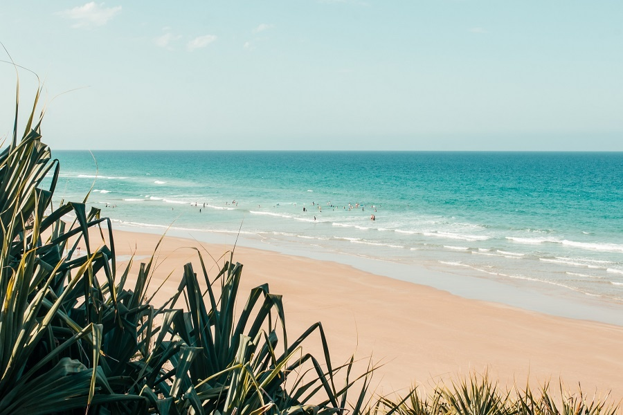 Coolum Beach is one of the best of all Sunshine Coast Beaches