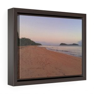 This Palm Cove Beach Framed Canvas is available to buy from Beach Scenes online store with worldwide shipping.