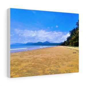 You can buy this Port Douglas Beach Canvas at Beach Scenes online store.