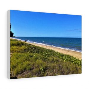 You can buy this Bowen Beach Canvas at Beach Scenes online store.