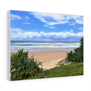 You can buy this Coolum Beach Canvas at Beach Scenes online store.