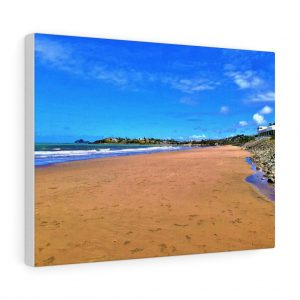 You can buy this Yeppoon Beach View Canvas at Beach Scenes online store.