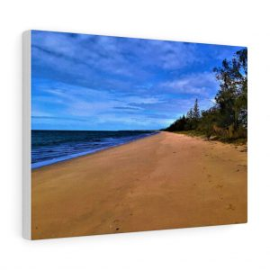 You can buy this Woodgate Beach View Canvas at Beach Scenes online store.