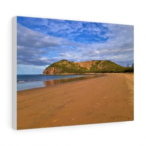 You can buy this Kemp Beach at Yeppoon Canvas at Beach Scenes online store.