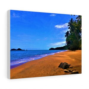 You can buy this Port Douglas Beach View Canvas at Beach Scenes online store.