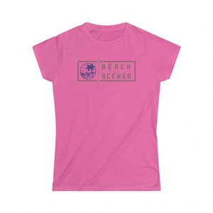 This Softstyle Womens Tee is available to buy from Beach Scenes online store.
