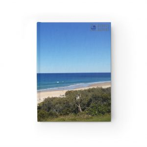 This Sunrise Beach Journal is available to buy from Beach Scenes online store.