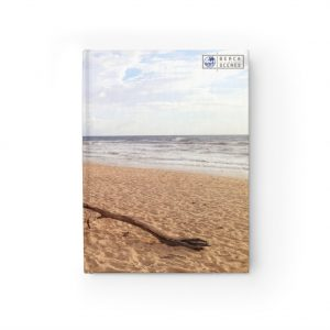 This Driftwood at Beach Journal is available to buy from Beach Scenes online store.