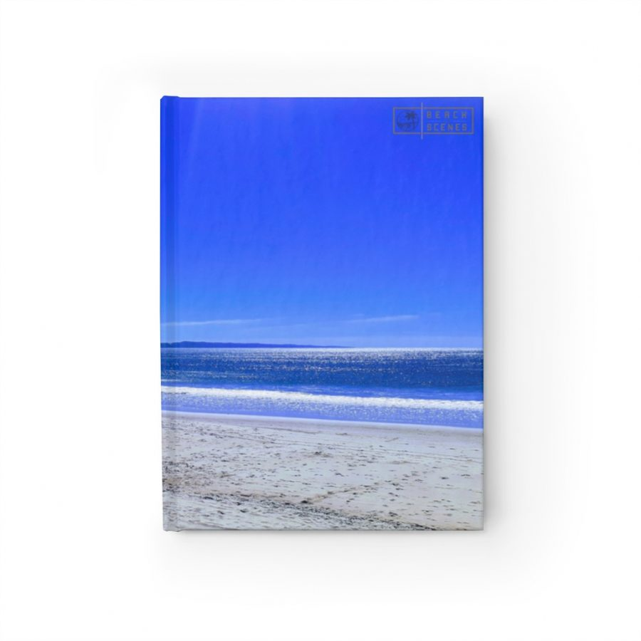 This Blue Sky Shades Journal is available to buy from Beach Scenes online store.