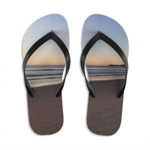 This Sunrise Beach Colours Flip-Flops is available to buy from Beach Scenes online store.