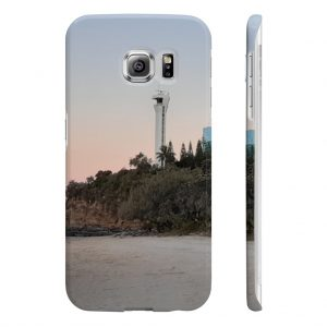 This Point Cartwright Lighthouse Phone Case is available to buy from Beach Scenes online store.