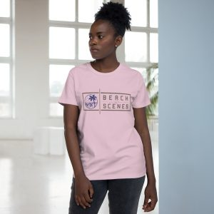 This Maple Beach Scenes Womens Tee is available to buy from Beach Scenes online store.